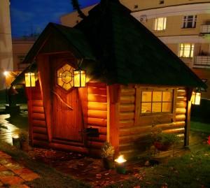 домик на крыше_лето1